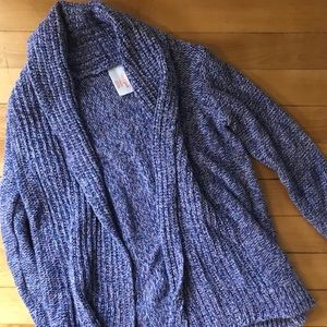 Size 6/6X cat and jack sweater